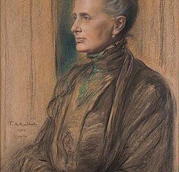 Therese Prinzessin von Bayern, 1901 gemalt von Kaulbach