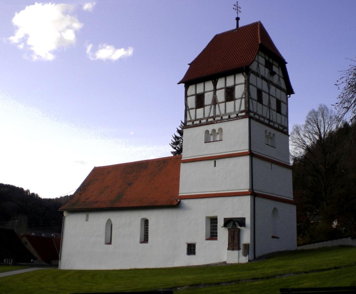 St. Peter und Paul-Friedhofskirche Nusplingen