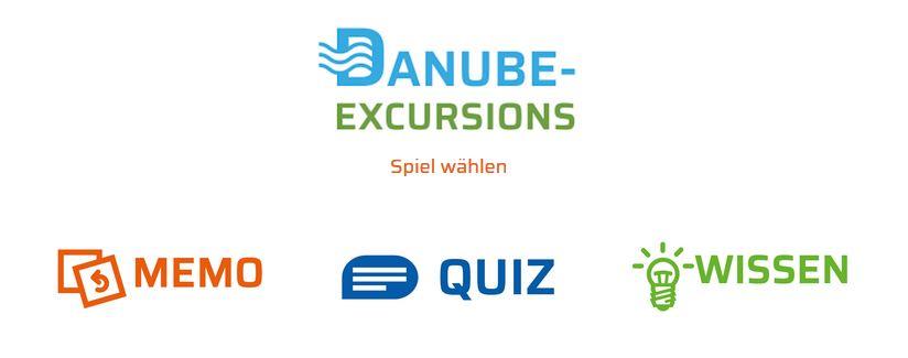 Startansicht vom Online-Spiel Danube-Excursions